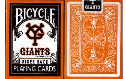 Bicycle Yomiuri Giants Playing Cards