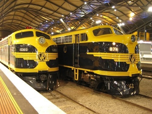 The Official 70th Anniversary of the Spirit of Progress / Victoria / Forums / Railpage