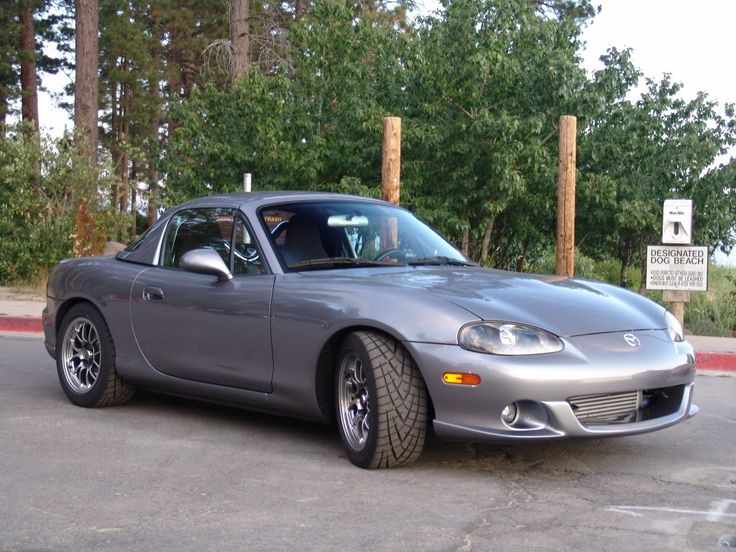 The Mazdaspeed #Miata and its special official turbo went on sale in the U.S. in 2004 and ended production a little short after a factory fire in 2005. This short run, as well as factory modifications including the turbo, wider tires, an upgraded suspension, and a six-speed manual has made the Mazdaspeed MX-5 well sought-after by some Miata enthusiasts. The #Mazdaspeed Miata was a limited-run production of the second generation Miata, and is most notable for being the only production MX-5…