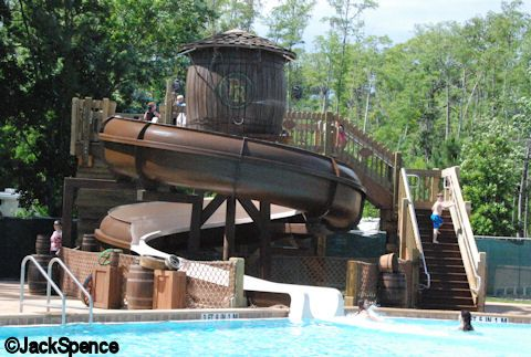 No Disney Resort Is Complete Without An Exciting Pool Area And Fort Wilderness Is No Exception