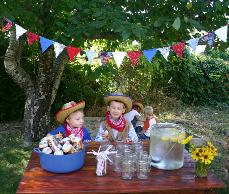 15 Best Images About Cowboy Birthday Party On Pinterest