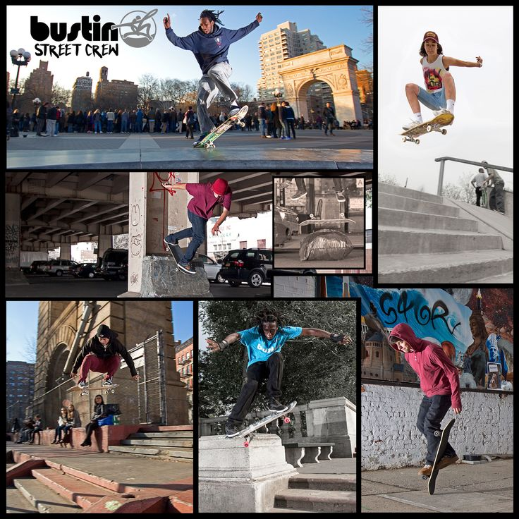 The Bustin Street Crew will be heading out of NYC on Thursday for a weekend of skating and fun. ---  We'll be arriving Thursday afternoon in Baltimore for the City Garage Open House Bustin Team Demo. All are welcome to come by for some food, beer, and skating.   Friday morning we'll be scoping out Baltimore for some skate spots and fun. Friday afternoon we head to Wakefield Skate Park in Fairfax Virginia for the 10th annual Skate Fest. Full event details below. Stop by the Bustin tent, say…