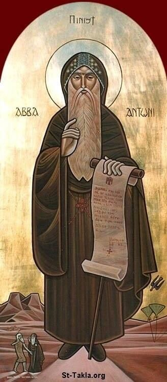 st. anthony the great .