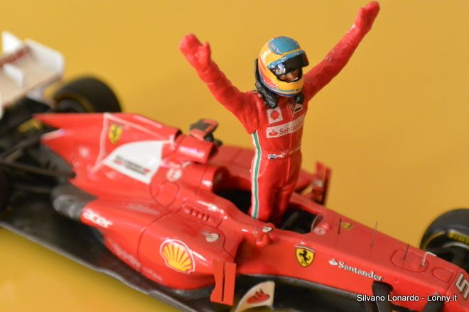 Ferrari F2012 GP Europa Fernando Alonso