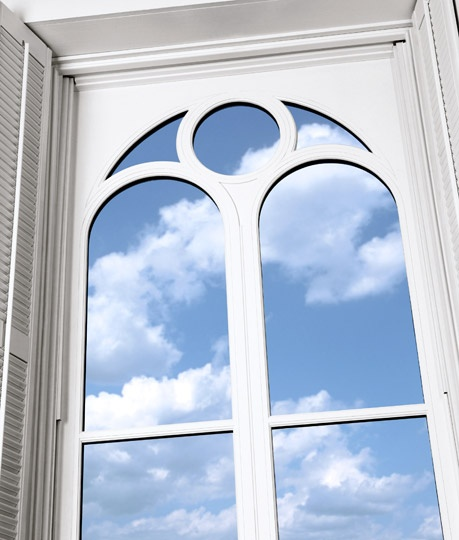Marvin Round Top Windows Are A Unique Option To Add Value