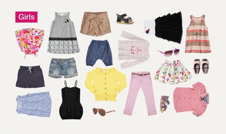 Trendy, so trendy... all for girls!