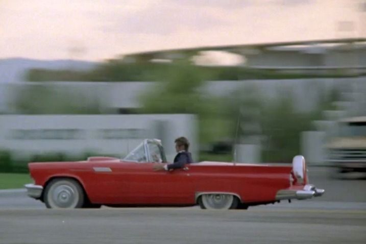 Vega$ 1957 Ford Thunderbird: In this series Robert Urich played Dan Tanna, a Las Vegas detective who lived at the Desert Inn and drove a classic T-Bird from 1978-'81.