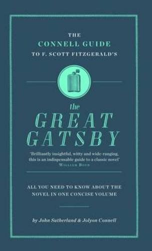 From 0.39:The Connell Guide To F. Scott Fitzgerald's The Great Gatsby (advanced Study Text Guide) | Shopods.com