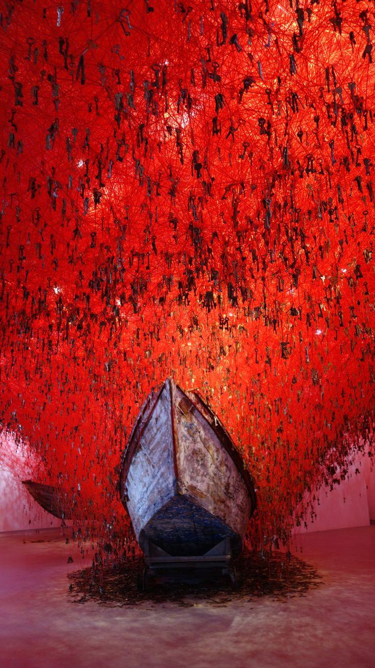 chiaru shiota Biennale Venise 56e