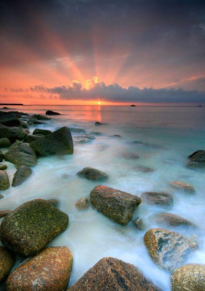 Sennen Cove Sunset 2 - Photography: Cornwall