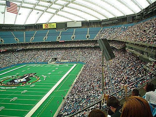 Pontiac Silverdome. Steelers beat the Lions. Back then EVERYBODY beat the Lions.