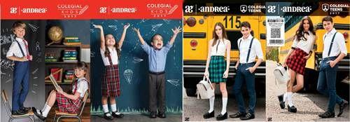 Andrea: Catalogo de Calzado Colegial Teens y Kids ...