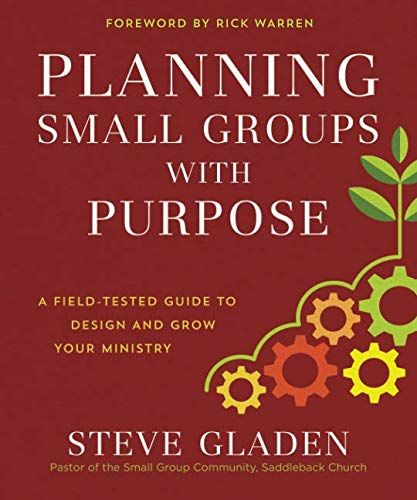 DOWNLOAD PDF] Planning Small Groups with Purpose Free Epub