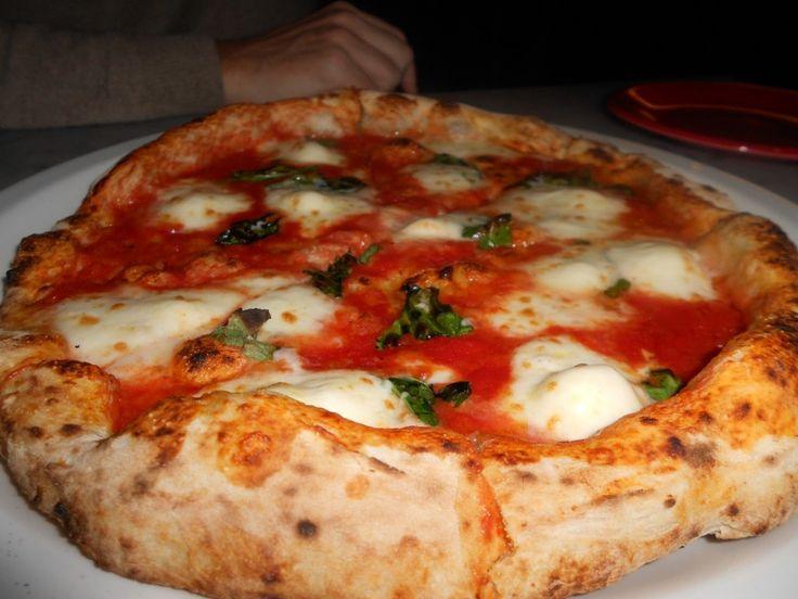 Pizza Napoletana - an authentic pizza recipe from Chef Antonella