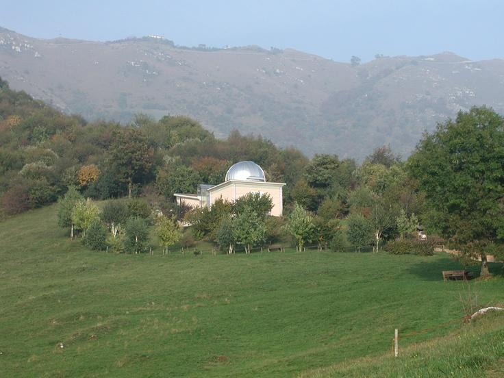 """L'osservatorio astronomico """"Serafino Zani"""""""