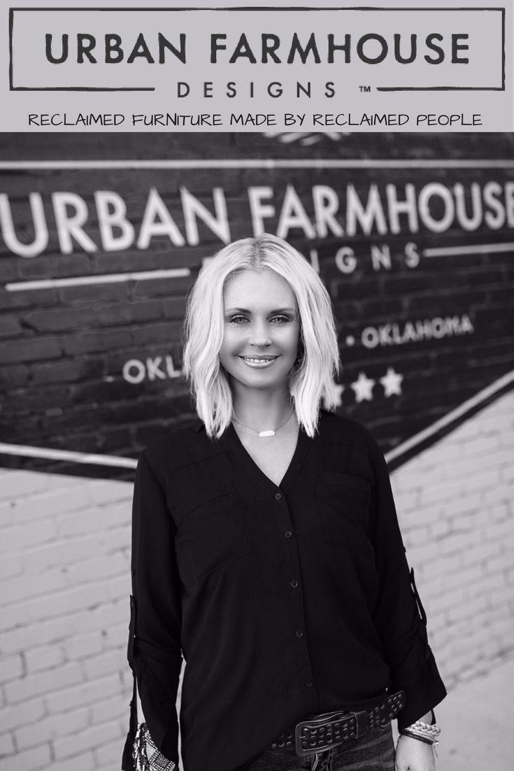 A Made For HGTV Story | Urban Farmhouse Designs - My Mom's Junk