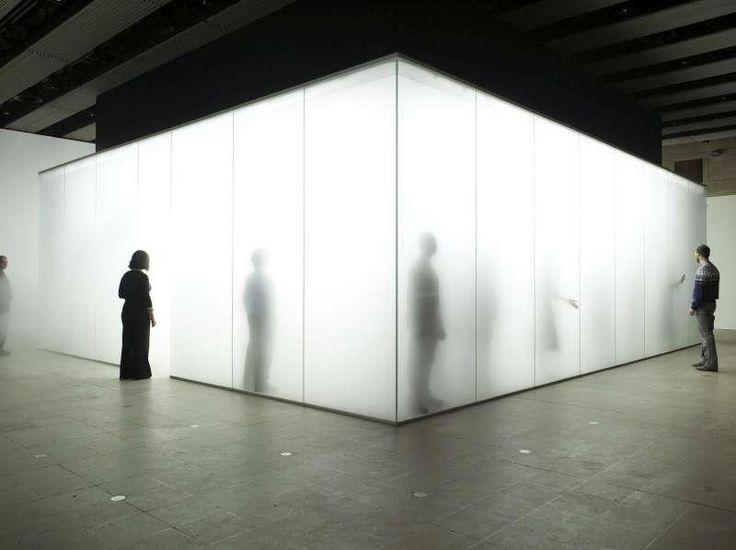 Antony Gormley -  Blind Light 2007