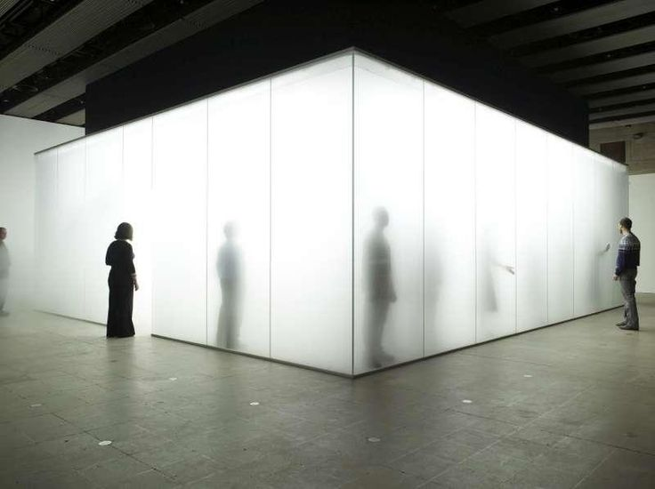 Gormley, Antony - Blind Light - Art Now / Recent - Other/Unknown theme - Installation