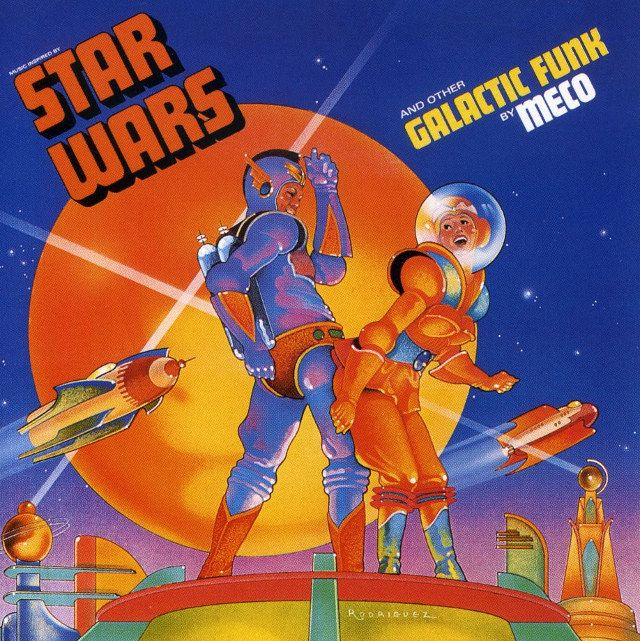 Disco Funk Version Of Star Wars Music From 1977 | Geekologie
