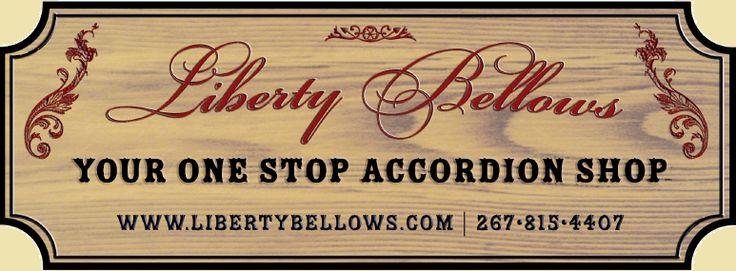 Liberty Bellows Accordion Shop in Philadelphia PA