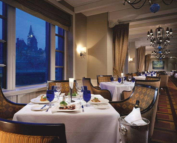 Wilfrid's Restaurant is located at the Fairmont Château Laurier, 1 Rideau Street, in downtown Ottawa. Fine dining. For more Ottawa restaurant options visit http://www.ottawatourism.ca/en/visitors/where-to-eat-and-shop/restaurants