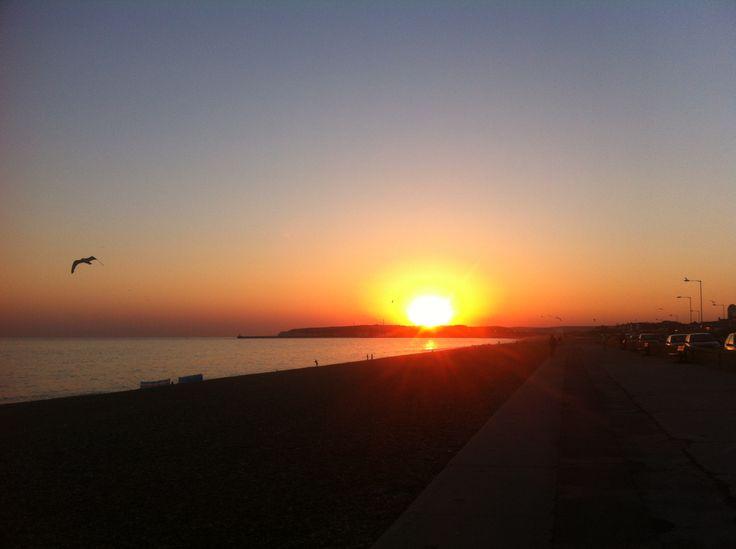 #sunset #seaford