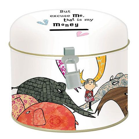 Charlie And Lola Money Tin Part 69
