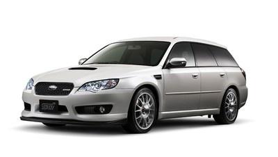 Subaru Legacy STI S402 Wagon