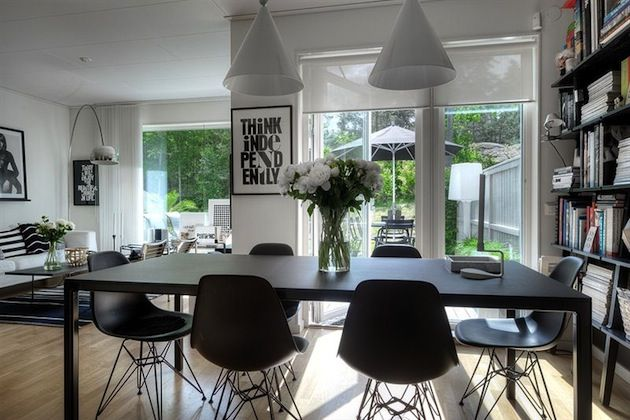 Compact Living at Therese Sennerholt's
