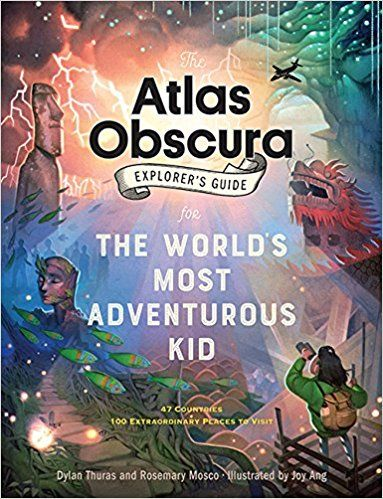 Pdf Download The Atlas Obscura Explorer S Guide For The World S