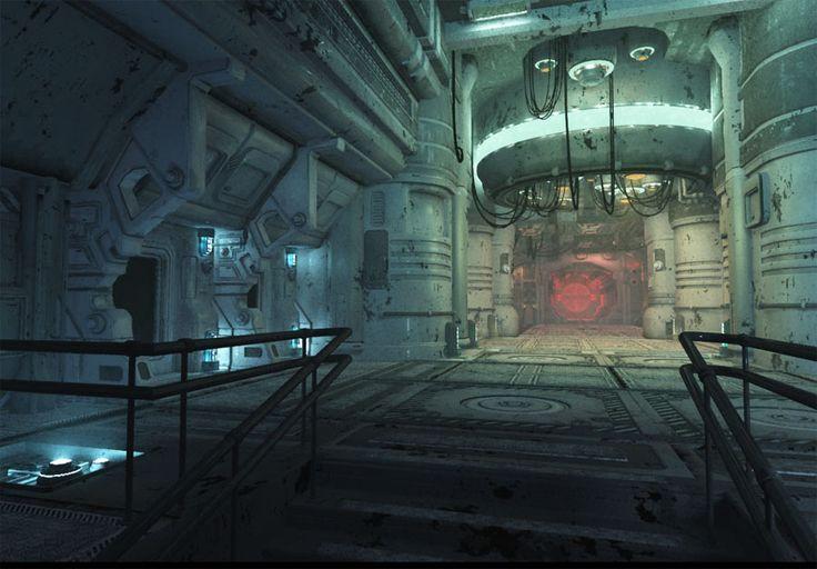 Mejores 10 im genes de base espacial interior abandonado for Interior nave espacial