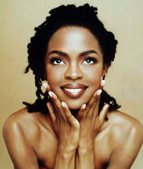 lauryn hill: Soul Food, Lauren Hill, Natural Beautiful, Billboard Music Awards, Style Icons, Lauryn Hill, Natural Hair, Paintings Faces, Black Beautiful