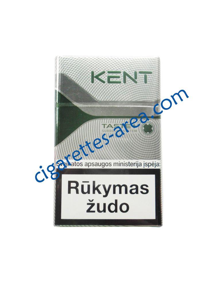 Kent Surround Menthol cigarettes