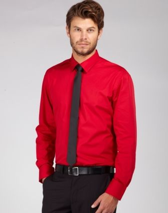 Men's Clothing Men's Business Shirts, Plain Business Shirt