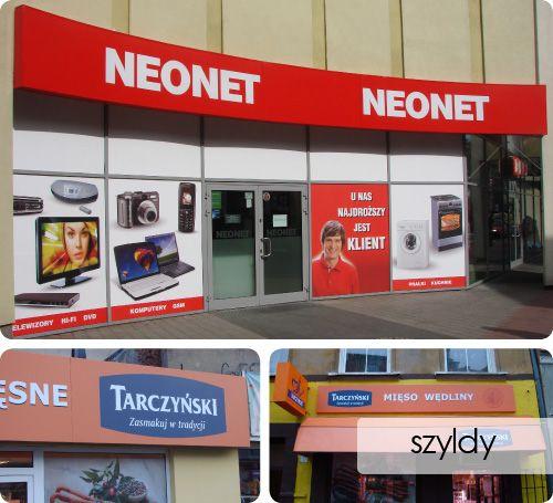 Szyld, czyli model bez oświetlenia. (www.cpr.pl)