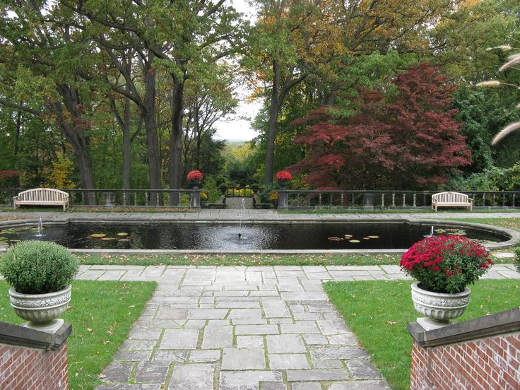 Pools And Landscaping. TerracesPorchesPatiosFront ...
