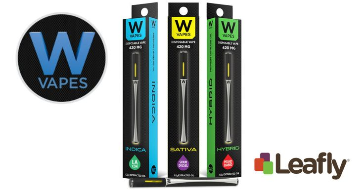 The Best Discreet Vape Pens and Portable Vaporizers by W Vapes -   Leafly
