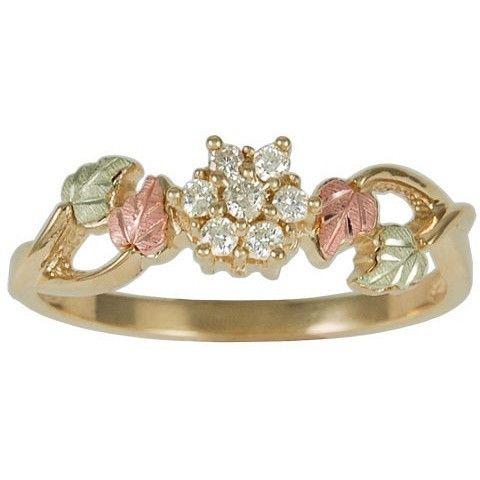 68 best Rings images on Pinterest Black hills gold Diamond rings