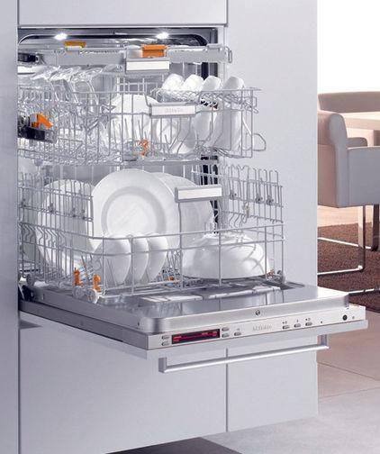 Great example of raising dishwasher off the floor giving easier - schüller küchen händlersuche