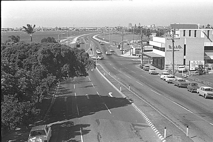 Southport in the 60's lovely clear roads