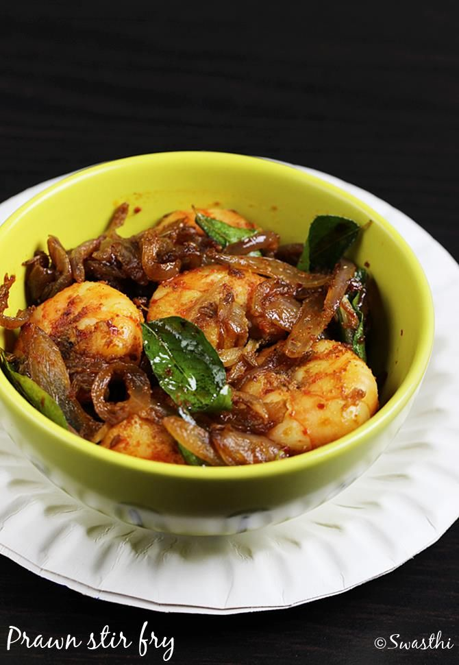 prawn fry recipe, how to make prawn fry (royyala vepudu)