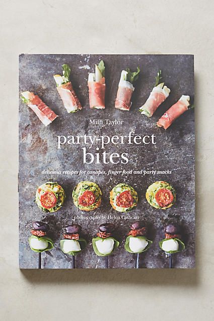 Party Perfect Bites - anthropologie.com