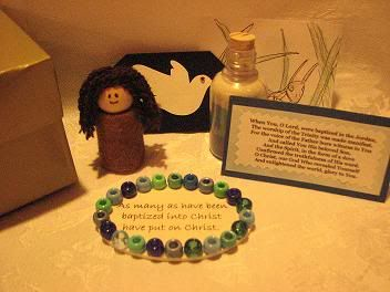 Theophany (Baptism of our Lord) learning box