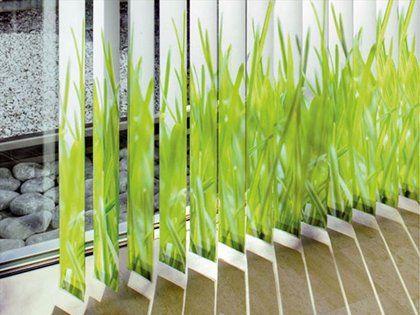 sistema de persianas verticales baumann