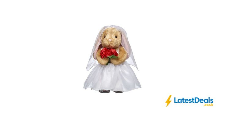 Valentines Special Pawlette™ Bridal Gift Set, £38 at Build-A-Bear UK