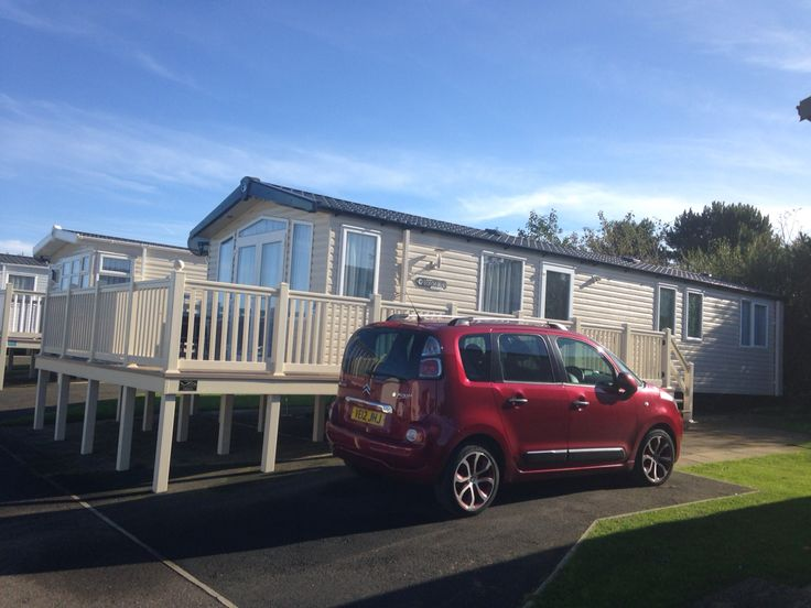 New caravan coming on board to Reighton sands caravans for the 2015 season  www.reightonsandscaravans.com for more info
