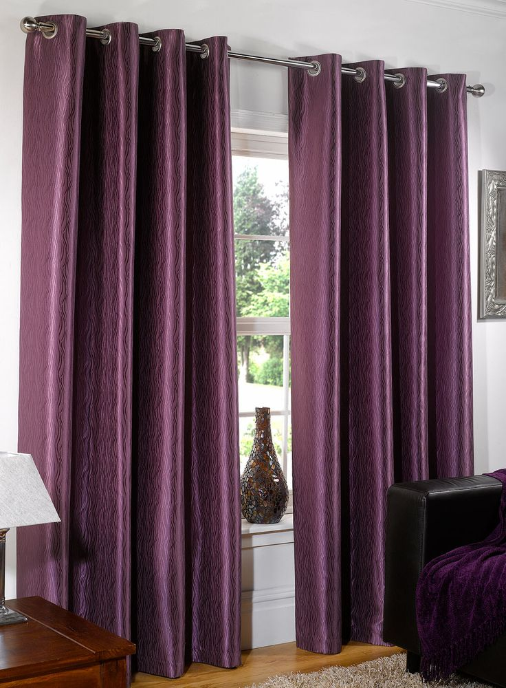 Best 25 purple bedroom curtains ideas on pinterest for Bedroom curtains designs