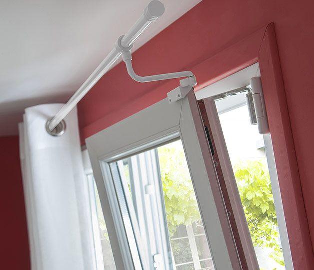 25 best ideas about habillage fenetre on pinterest for Habillage mur interieur pvc
