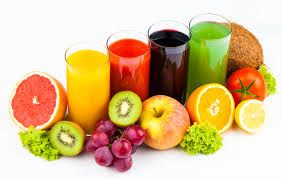 Does drinking juice help in hair growth?