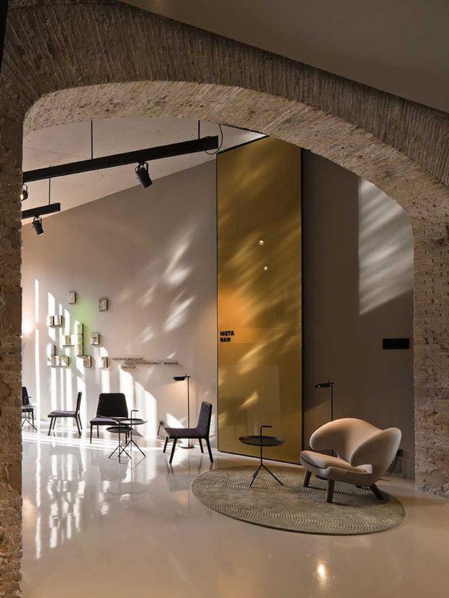 Caro Hotel, Valencia, Spain designed by Francesc Rifé Studio